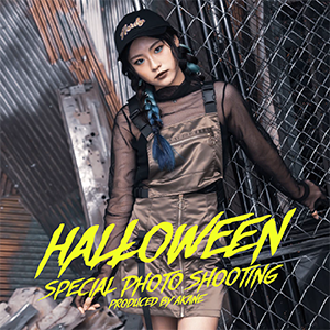 Halloween Special Photo Shooting produced by AKANE